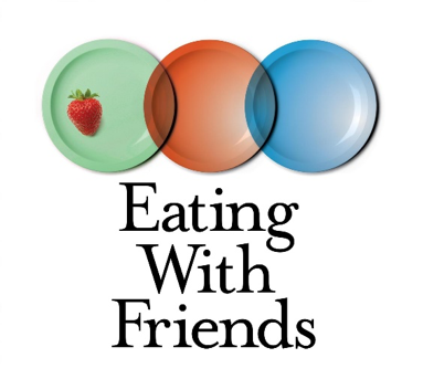 eating with friends logo