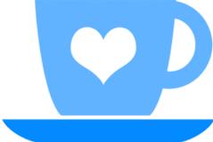 Hug a mug logo